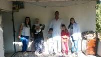 SOSYAL YARDıMLAŞMA VE DAYANıŞMA VAKFı - Gevaş'ta 'Bebekler Gülsün' Projesi