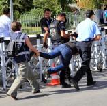 ANKARA ADLİYESİ - Gülmen ve Özakça davası öncesi müdahale: 24 gözaltı