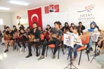 İŞ GÜVENLİĞİ - HATMEK Gitar Ve Bağlama Kursiyerlerinden Mezuniyet Konseri