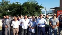 KADIN CEZAEVİ - Hendek'te Yapılması Planlanan Cezaevine Tepkiler Sürüyor