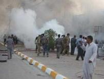 BOMBALI SALDIRI - Irak'ta korkunç saldırı