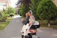KAHRAMAN POLİS - Kapalı Otoparktaki Motosikleti Çalabilmek İçin Şekilden Şekle Girdiler