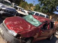 YAŞAM MÜCADELESİ - Kaza Yapan Sürücü 11 Gün Süren Yaşam Mücadelesini Kaybetti