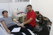 KıZıLAY - Kızılay'ın Kan Bağış Tırı Akçakale'de