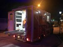 OBEZİTE - Konya'da 173 Kiloluk Obezite Hastasına Özel Ambulans