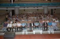 KONYA TICARET ODASı - Konya'da Öğrencileri Taşıma Güvenliği Toplantısı Gerçekleştirildi