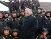 EKONOMİK YAPTIRIM - Kuzey Kore'den ABD ve Japonya'ya tehdit