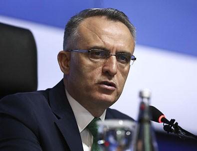 Maliye Bakanı Ağbal: KDV'de oran indirimi söz konusu değil