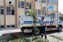 ONARIM ÇALIŞMASI - Manavgatta'ki Okullarda Bakım, Onarım