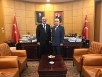 CENGIZ ERGÜN - MHP Genel Başkanı Devlet Bahçeli Açılış İçin Manisa'ya Gelecek