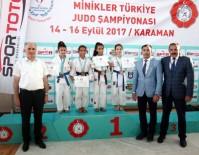 FAHRI MERAL - Minikler Türkiye Judo Şampiyonası Başladı