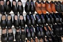 FERDİ TAYFUR - Modası Geçmeyen Ayakkabı Açıklaması Yumurta Topuk