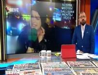 BEYAZ GAZETE - Muhabirin başına gelen feci kaza sahte çıktı