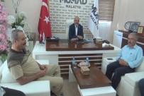 MÜSTAKİL SANAYİCİ VE İŞ ADAMLARI DERNEĞİ - MÜSİAD Malatya Şube Başkanı Hüseyin Kalan Açıklaması