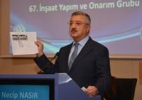 MECLİS ÜYESİ - Nasır'dan İZTO Seçimlerine 'Oldu Bittiye Getiriliyor' Yorumu