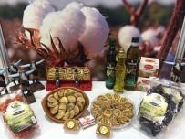 ZEYTİNYAĞI - Nazilli Ticaret Borsası Worldfood-2017'Ye Katıldı
