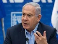Netanyahu'dan Barzani'nin referandum çalışmalarına destek