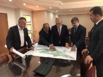 KENTSEL DÖNÜŞÜM PROJESI - Niğde Belediye Başkanı Faruk  Akdoğan, Ankara'dan Müjdeyle Döndü