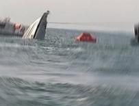 NIJERYA - Nijerya'da tekne alabora oldu: 53 ölü!