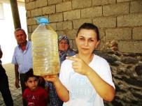GÜNLÜCE - Ödemiş'in Bir Mahallesinde Musluklardan Çamur Akıyor