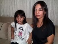 KÜÇÜK KIZ - Cip Sürücüsü Otizmli Çocuğa Çarpıp Kaçtı