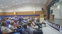 HALK MECLİSİ - Pazaryeri'nde 6'Ncısı Düzenlenen Halk Meclisi Toplantısı Yapıldı