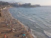 HAVA SICAKLIKLARI - Plajlar turistlere kaldı