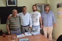 BAŞTÜRK - Romanlar Derneği'nden İşkur'a Teşekkür