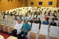 ADıYAMAN ÜNIVERSITESI - Sağlık Çalışanlarına 13 Eylül Dünya Sepsis Günü Eğitimi Verildi