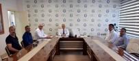 AMATÖR KÜME - Salihli Belediyesinin Amatör Kulüplere Desteği Sürecek