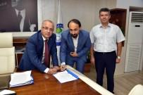 ANONIM - Salihli OSB'nin Altyapı Sözleşmesi İmzalandı