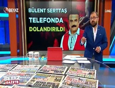 Şarkıcı Bülent Serttaş'ın 15 bin TL'sini kim nasıl çarptı?