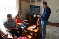 SATRANÇ - Satrancın Şampiyonlarından Gürkan'a Ziyaret