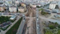YAĞMUR SUYU - Sivas Belediyesi'nden Alt Geçit Çalışmaları