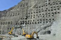DERİNER BARAJI - Tam 4 Milyon Metreküp Beton Kullanılacak