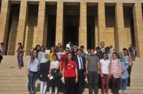 MAMAK BELEDIYESI - TEOG Başarıları Ankara Gezisi İle Taçlandı