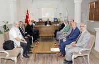 HALK OTOBÜSÜ - TÖHOB'dan Mustafa Yalçın'a Ziyaret