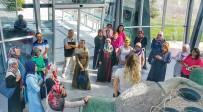 GENÇ KADIN - Tokatlı Kadın Girişimciler Yalova'yı Gezdi