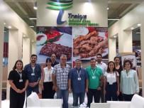 TRAKYA - Trakyalı Firmalar Worldfood İstanbul'da Ürünlerini Tanıttı