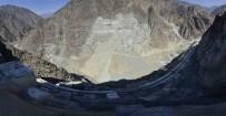 DERİNER BARAJI - Türkiye'nin En Yüksek Barajında 4 Milyon Metreküp Beton Kullanılacak
