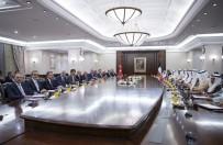 İŞBİRLİĞİ PROTOKOLÜ - Türkiye Ve Kuveyt'ten Ortak Bildiri