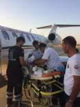 ÇOCUK HASTALIKLARI - Uçak Ambulans Sevgi'nin Minik Kalbi İçin Havalandı