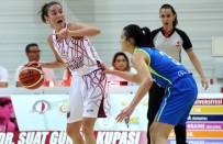 SAYıLAR - Uluslararası Dr. Suat Günsel Basketbol Turnuvası
