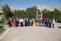 PAŞABAHÇE - Yabancı Turist Kafilesi Sivas'a Hayran Kaldı