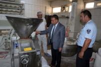 ZABITA MÜDÜRÜ - Yozgat'ta Zabıta Ekipleri Fırın Denetimi Yaptı