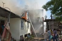 ABDULLAH ŞAHIN - 19 Mayıs'ta Ev Yangını