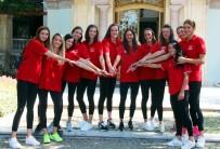 AKIF ÜSTÜNDAĞ - A Milli Kadın Voleybol Takımı Medya Günü Yapıldı