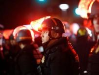 CALIFORNIA - ABD'de polis şiddeti