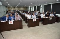 TURGUT ÖZAL - Adana'ya Yeni Otogar Teklifi Mecliste Kabul Edildi