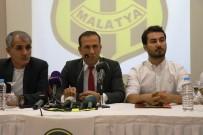 BİLET SATIŞI - Adil Gevrek Açıklaması 'Ertuğrul Sağlam Olabilirsin, Burası Da Malatyaspor'